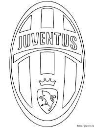 Juventus Kleurplaten Kleurplateneu