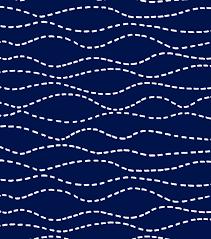 Lotta Jansdotter Quilt Fabric Som Navy   JOANN & Lotta Jansdotter Cotton Fabric-Som Navy Adamdwight.com