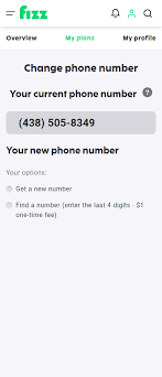 How To Change Your Phone Number How Do I Get A New Phone Number Fizz