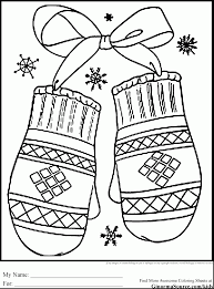 Small Picture incredible winter landscape coloring pages with winter coloring