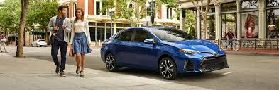 2019 toyota corolla interior and