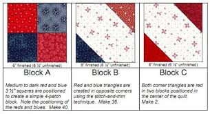 Quiltville's Quips & Snips!!: Fourth Of July! & 4thsewingchart1 Adamdwight.com