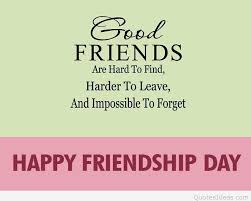 Quote About Friendships Custom 48 Best Friendship Day Quotes With Images In English Amazing