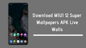 Download MIUI 12 Super Wallpapers APK ...