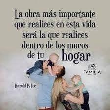 La obra más importante de la vida. - Mision Familia Ecuador | Facebook