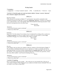 email english worksheets