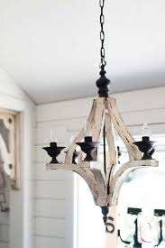 astounding white wood chandelier wood chandelier diy white wood and iron chandelier white wall and roof
