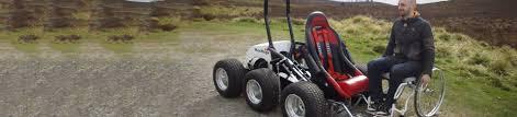 HexHog - All Terrain Wheelchair