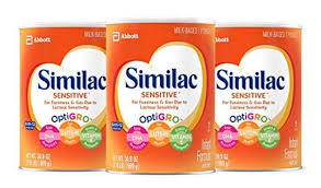 similac sensitive infant formula review