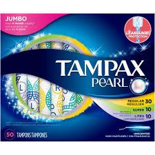 Tampax Sport Light Tampax Pearl Triplepack Light Regular Super Plastic