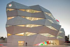 cool office buildings. Perfect Cool Prepare To See Many Angular And Triangular Lines In Office Designs Of The  Future Curves Perpendicular Angles Just Became So Last Decade Inside Cool Office Buildings I