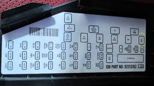 have i had the wrong drl fuse pulled?(pics) drl fuse box meaning i pulled \
