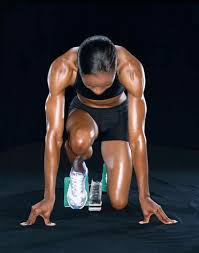 sprinters have more fast twitch muscles than long distance runners