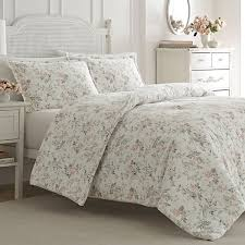 laura ashley rosalie pink duvet cover set jcpenney inside covers idea 2