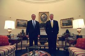 kittinger replicated oval office furniture for bush library bush library oval office