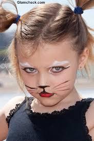 costume makeup for kids feline
