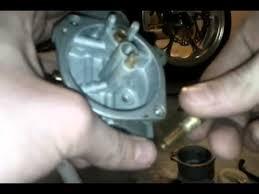 110cc carburetor rebuild (1 3) youtube how to remove throttle cable from atv carb at 110cc Atv Carburetor Diagram