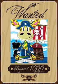 Example Of A Wanted Poster Interesting Pirate Wanted Display Posters Poster Maker Ultimate Voyage Piliappco