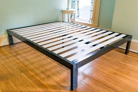 gap between mattress and bed frame. Unique And The Best Platform Bed Frames Under 300 Reviews By Wirecutter  A New York  Times Company For Gap Between Mattress And Frame S