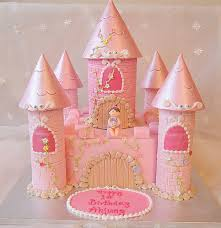 11 Castle Cakes For First Birthday Girl Photo First Birthday