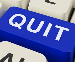branding how to quit your job out spoiling your brand quit key or give up