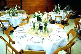 low white hydrangea centerpiece at round table wedding centerpieces for tables decorations ideas