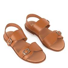 cendry boys and girls leather sandals achille 260317
