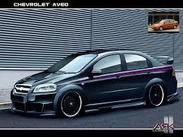 Chevrolet aveo lt sedan pictures & photos, information of ...
