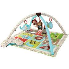 skip hop alphabet zoo activity gym  canada's baby store