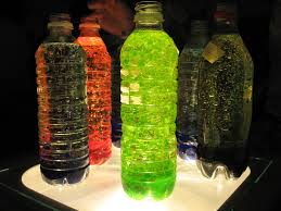 Water Lamps Making Our Own Lava Lamps