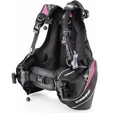 Cressi Travel Light Package Cressi Travel Light Lady Bcd