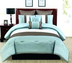 teal and brown comforter blue sets king bedding set bedroom orange teal comforter