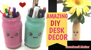 to decorate your study table for girls