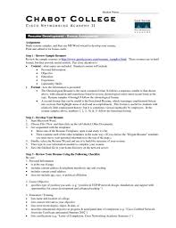 How To Write A Resume For College Awesome Writing Resumes For College Students Contemporary Entry 78