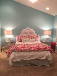 Pottery Barn Girls Bedroom Lilly Pulitzer And Pottery Barn Teen Comforter With Monogrammed