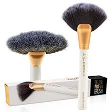 top selling pro fan makeup brush on amazon professional makeup artist approved perfect for