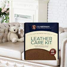 Guardsman Leather Care Kit For Sofa Lounge And Car Brilliant Sydney