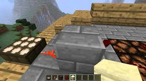 1 12 how to make redstone lamps automaticly turn on at night in minecraft