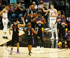 Denver Nuggets vs. Phoenix Suns Game 2 ...