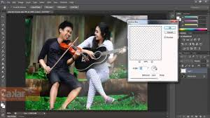 Cara Membuat Efek Lighting Di Photoshop Cara Membuat Cahaya Di Photoshop