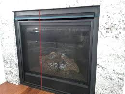 glass front fireplace modern flames ambiance inch electric fireplace with black glass front al g gas log guys cleaning glass front wood burning stove