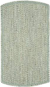 the sea glass collection is a quality indoor outdoor rug design from capel rugs sea glass rugs are braided from 100 polypropylene and made in the usa