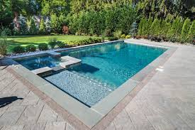 rectangular pool designs with spa. Latest Masterson Pools U Spas Nj Swimming Pool Builders With Rectangle Spa. Rectangular Designs Spa