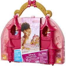 set nail polish you disney princess makeup collection cosmetic castle vanity walmart