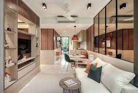 Interior Design Firm Kuala Lumpur Equine Residence Showflat In Kuala Lumpur Done By Index