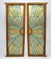 stain glass french doors pair of wood framed leaded glass french doors that each represent half stain glass french doors