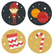 Child, christmas, elf, game, santa, toy, winter svg vector icon. 25 Free Christmas Advent Icons To Bring Festive Mood To Your Site Smashing Magazine