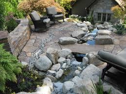 Amazing Outdoor Patio Stones With Patio Stone Pavers Patio Design
