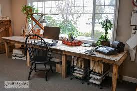 funky office interiors. Funky Junk Interiors\u0027 Full Home Tour Eclectic-home-office Office Interiors