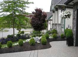 Small Picture Front Garden Design Garden Design Ideas